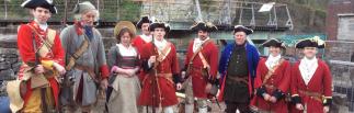 Georgian-Reenactors