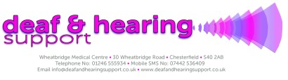 deaf and hearing